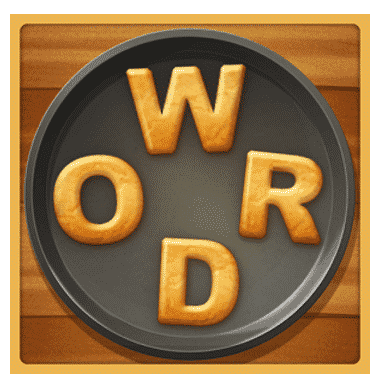 Word Cookies Caramel 8