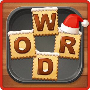 Word Cookies Cross Apricot